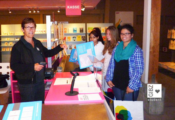 """Entscheidungen"" – FAGE-Klassen an der Ausstellung im Stapferhaus Lenzburg"
