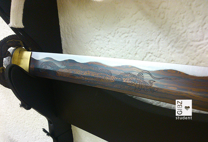 KATANA – das Schwert der Samurai