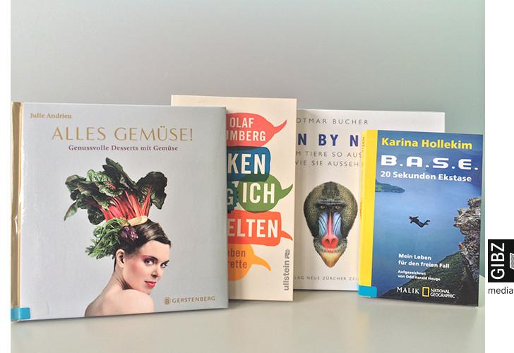 Bücher im September
