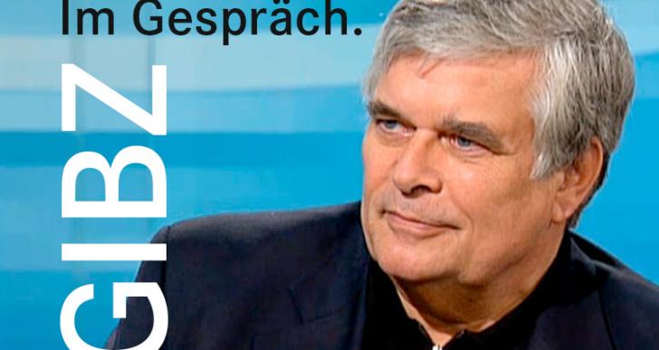 GIBZ im Gespräch mit Ulrich Tilgner