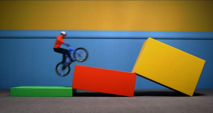 Sportliches Kinderzimmer