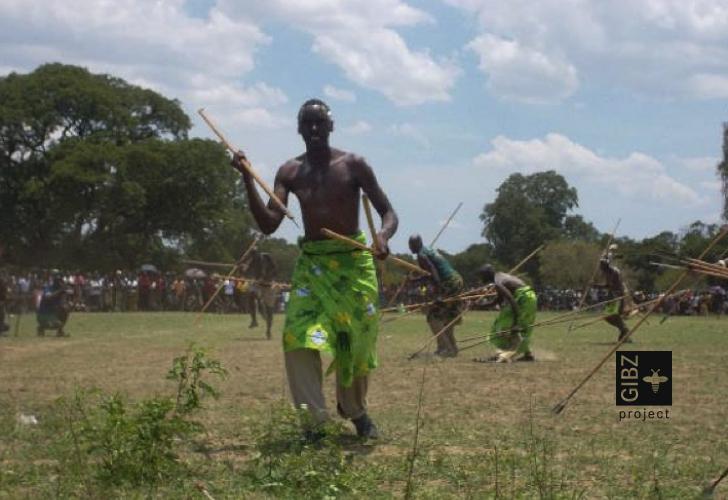 Namwala 6 – Reichtum wird demonstriert