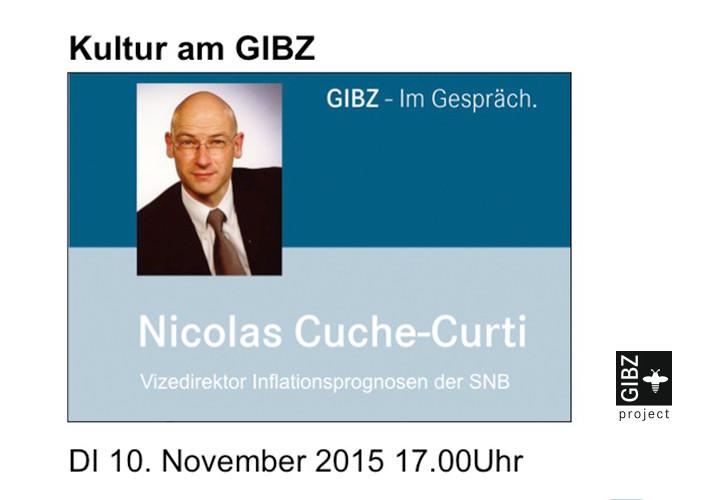Nicolas Cuche-Curti im GIBZ