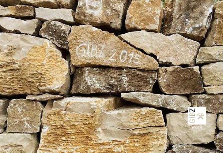 Trockenmauerwoche die 2te
