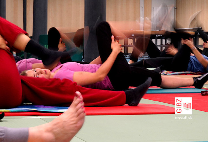 Tipp fürs neue Schuljahr: Pilates am GIBZ –  Neueinsteiger/innen willkommen!