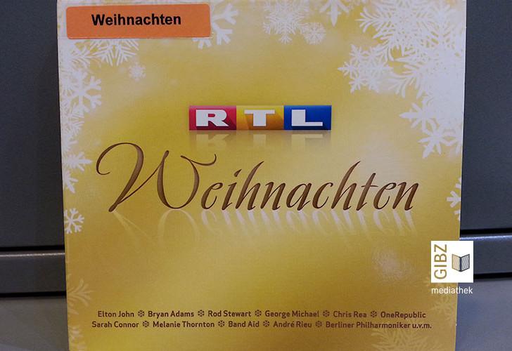 CD's für die Weihnachtsferien