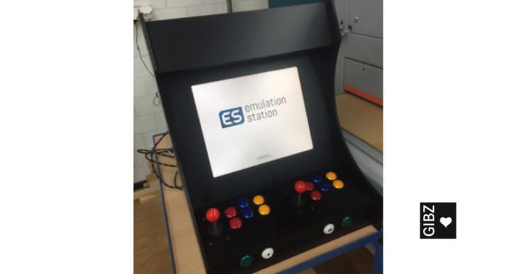 Arcade – Projektarbeit im CST-Unterricht der Informatiker 4C