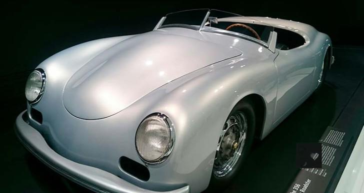 Exkursion zu Porsche und Mercedes, Stuttgart, AF3 und AMT4