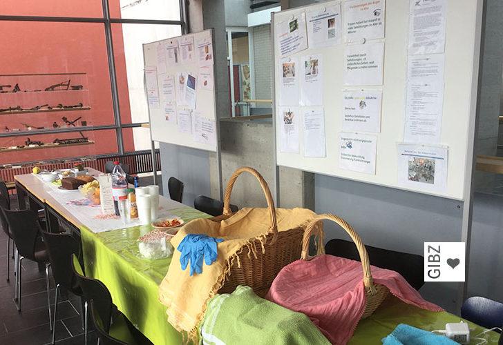 Basale Stimulation – Lernwerkstatt für FAGE-Klassen im 2. Lehrjahr