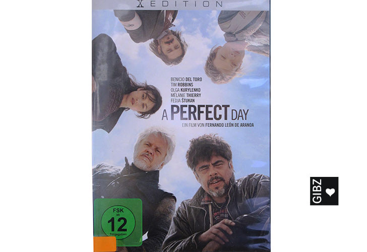 """""""A perfect day"""" : DVD-Tipp aus der Mediathek"""
