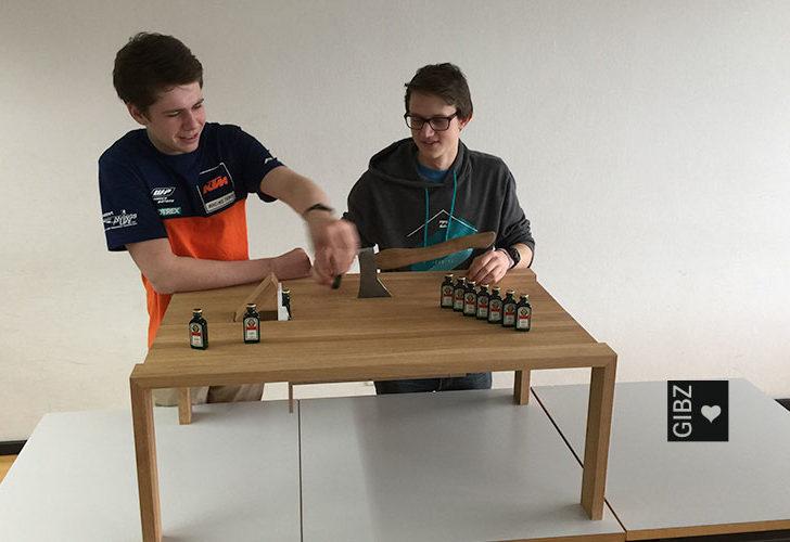 Raffinessen in Holz – innovative Lernende bei den Schreinern & Schreinerinnen 2