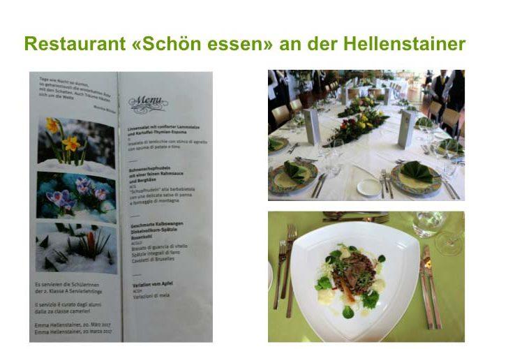 NEU: Auslandspraktikum jetzt auch für Köche und Köchinnen!