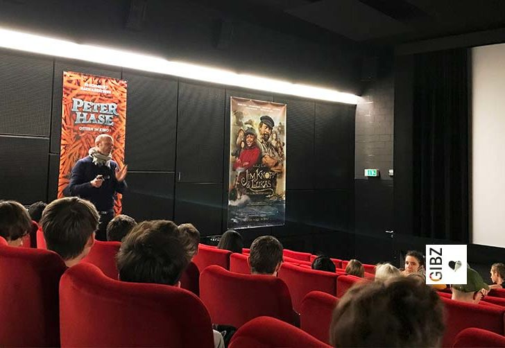"""Immer noch eine """"unbequeme Wahrheit"""" & wieder grosses Kino fürs GIBZ – diesmal mit Al Gore"""