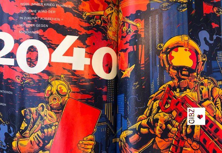 """En heisse Tipp #4 : Zeitschrift """"Wired"""""""