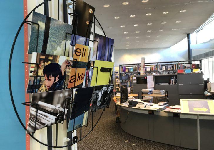 Ein Augenblick für die Mediathek – Postkarten zum 20-Jahr-Jubiläum