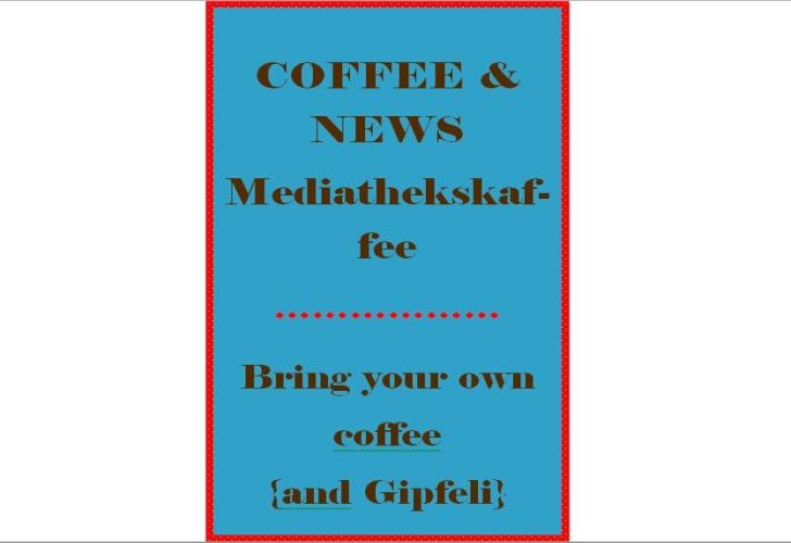 Bring your own coffee….