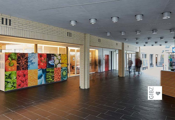 Willkommen im GIBZ & einen guten Start ins neue Schuljahr 2018/19