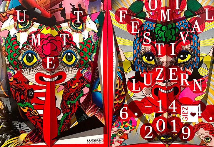 GRATIS-Tagespässe für das FUMETTO-Festival zu gewinnen – Comic-Wettbewerb der GIBZ Mediathek