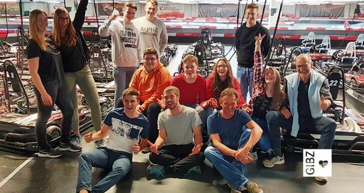 Automatiker besuchen das Ausbildungsmodul Electric Drives Engineering in München