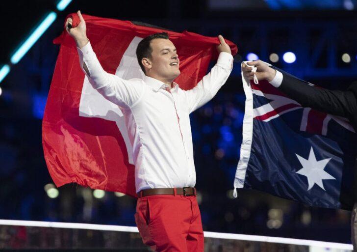 Patrick Grepper gewinnt Bronze an den WorldSkills 2019 in Kazan