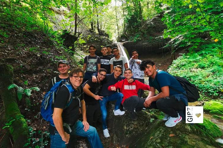 ZVB-Führung und Wanderung zur Ruine Wildenburg sowie zur Höllgrotte