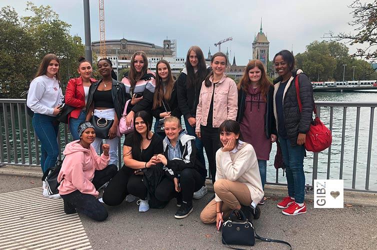 Exkursionswoche Kulturama: Workshop HauswirschaftspraktikerInnen Klassen im 1. Lehrjahr