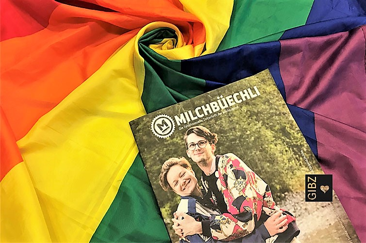 Who runs the world? Queers!!! – Zeitschrift Milchbüechli neu in der Mediathek