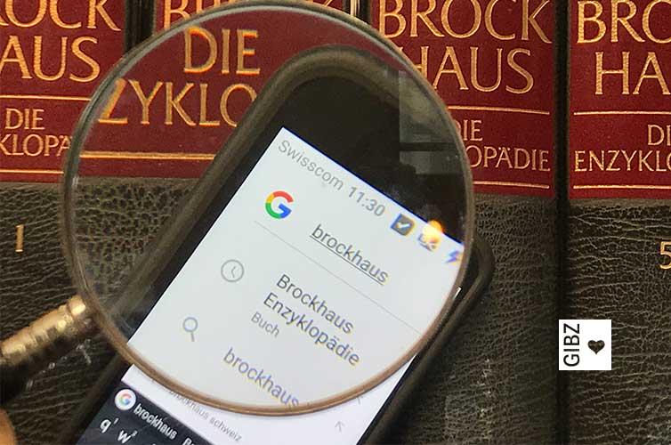 Suchen statt Googeln#6: Ist Wikipedia eine zuverlässige Quelle für die Recherche?