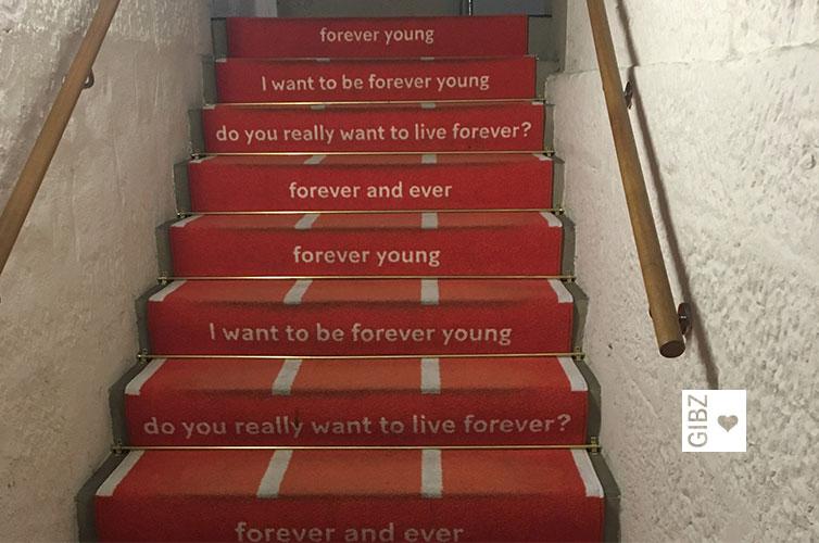 Forever Young und willkommen im langen Leben – Ausstellungsbesuch zweier FAGE-Lehrpersonen