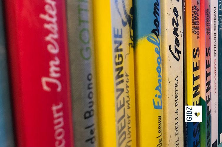 Leseprojekte am GIBZ – Bildung kommt von Bildschirm und nicht von Buch, sonst hiesse es ja Buchung…