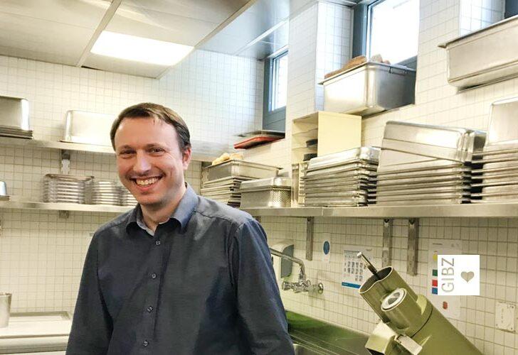"""""""Wir sind GIBZ"""" – Interview mit Tobias Stiefel, Betriebsleiter """"Treff"""""""