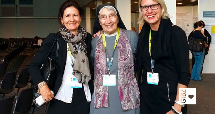 Ein Leben für die Pflege – zum Abschied von Sr. Liliane Juchli