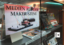 GIBZ Mediathek goes Makerspace