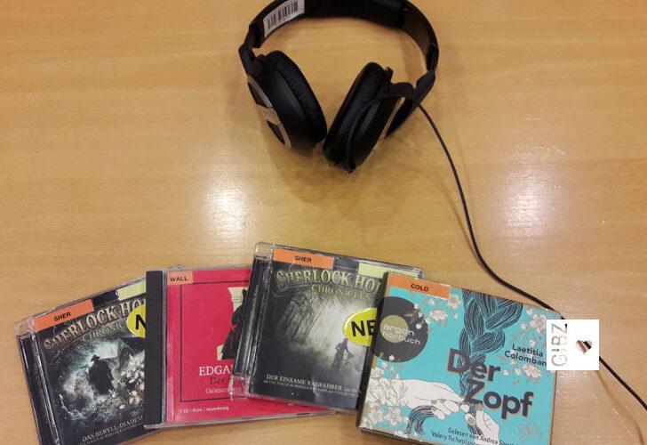 Augen entlasten, Ohren spitzen – Podcasts hören