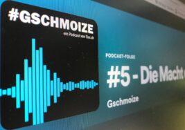 """Gschmoize"", der neue Podcast des Online-JugendmagazinsTize.ch"