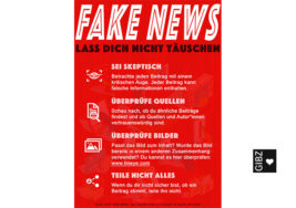 Interdisziplinäre Projektarbeit (IDPA) zum Thema «Fake News»