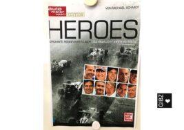 HEROES – Geschichten aus der Formel 1 – Projektarbeit der ATRP1