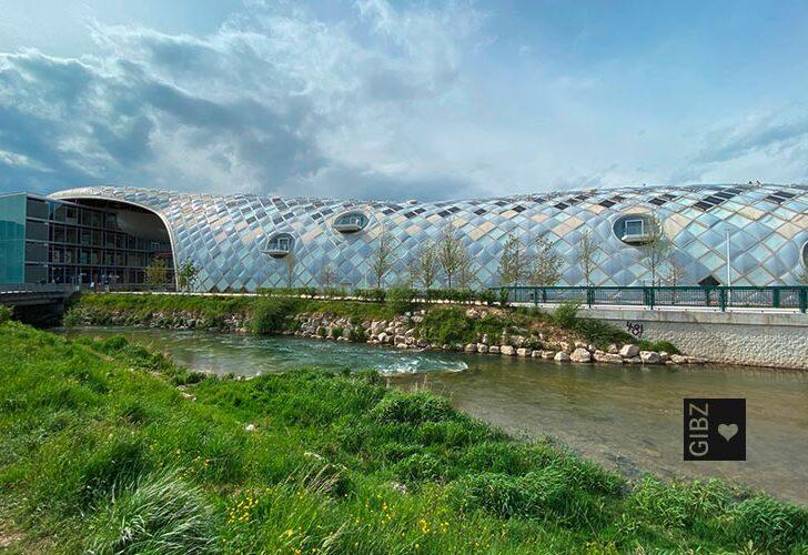 «Plan B» – Baugeschichtewoche 2021 der Zeichnerklassen 4 A+B Fachrichtung Architektur