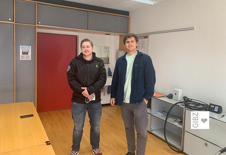 Talentförderung am GIBZ – neu mit Elevator Pitch