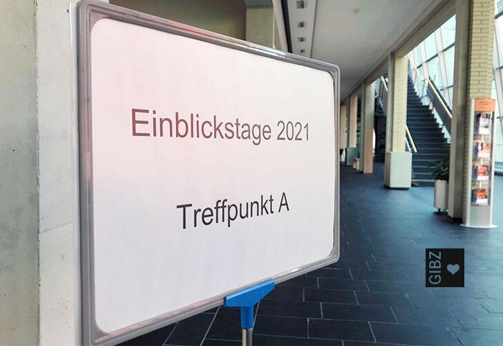 «Berufsbildung ist Verbund-Sache»! GIBZ-Einblickstage 2021