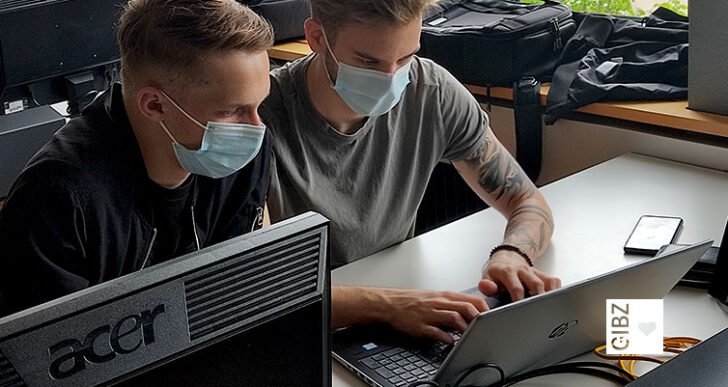 Die ersten ICT-Fachmänner verlassen das GIBZ