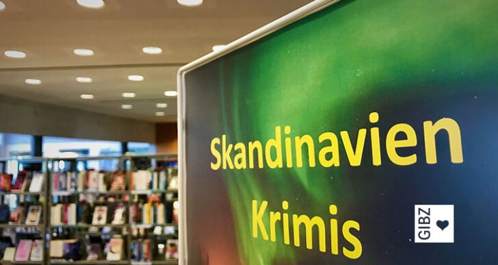 Spannung mit Schwung – Skandinavien-Krimis neu im Drehständer