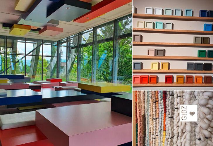 (M)ein Tag in Bern – Exkursion des Diplomlehrganges Einrichtungsgestalter/in GE13