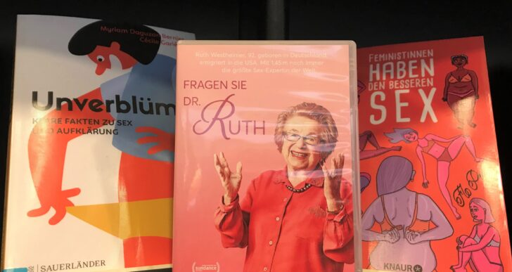 Fragen Sie Dr. Ruth – Filmtipp aus der GIBZ Mediathek