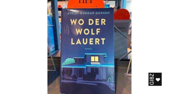 Heisser Tipp#18 – Buchempfehlung: «Wo der Wolf lauert»
